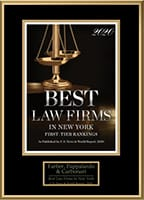 Best Law Firms in New York First Tier Rankings US News and World Report | 2019