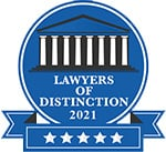 Lawyers of Distinction - 2021
